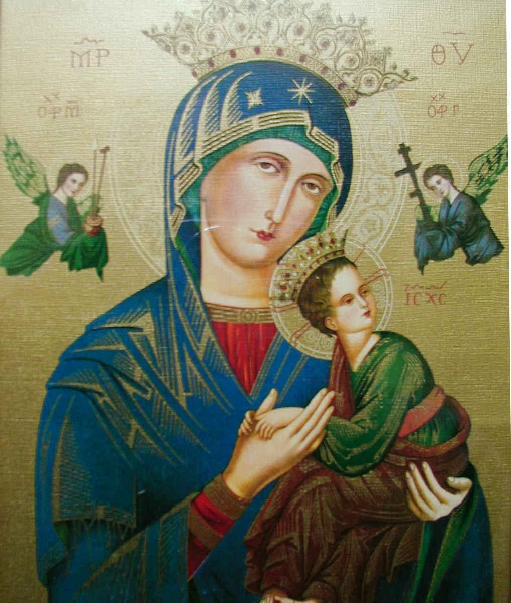 Maris, matka ustavičné pomoci